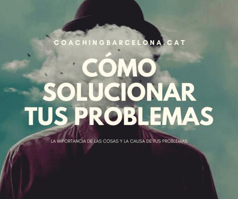 La importancia de las cosas y la causa de tus problemas